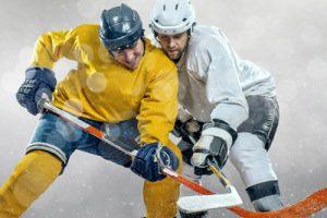 Sportler Betreuung